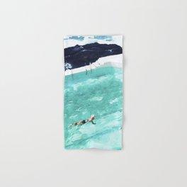 Resolutions (watercolour) Hand & Bath Towel