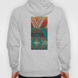 American Native Pattern No. 24 Hoody