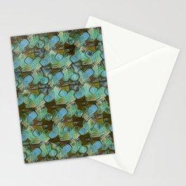 Polka Ice Fizz. Stationery Cards