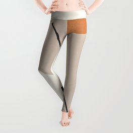 Abstract Shapes 61 Leggings