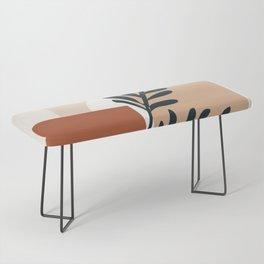 Geometric Shapes Bench