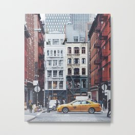 New York City 19 Metal Print