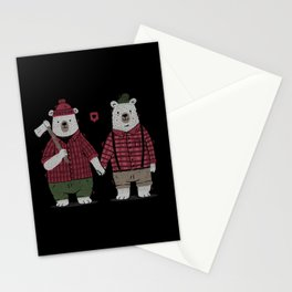 My Bear Valentine Stationery Cards