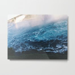 Stay afloat Metal Print