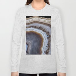 Mocha Agate 3294 Long Sleeve T-shirt