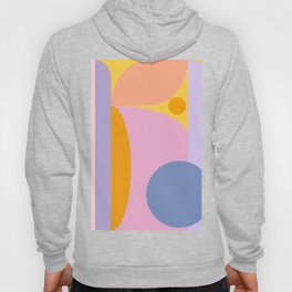 Pink and Lavender 01 Hoody
