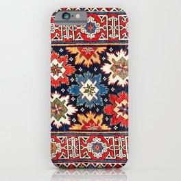 Shirvan Kuba East Caucasus Rug Print iPhone Case