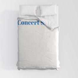 Top Concert Singer Comforters