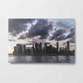 NYC 10 Metal Print
