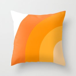 Retro 01 Throw Pillow
