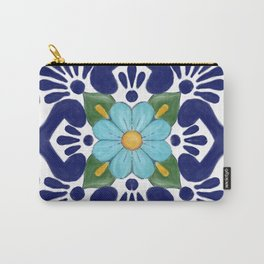 talavera tile 2 Carry-All Pouch