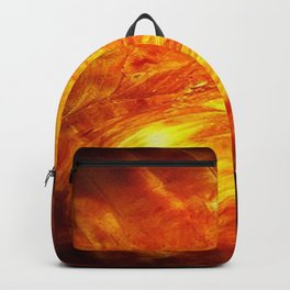 Surface Of The Sun - Leo - Science - Hipster - Hot Backpack
