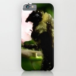 The Bumblebee Waltz iPhone Case