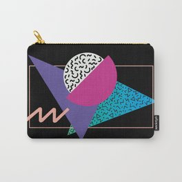 Memphis pattern 39 - 80s / 90s Retro Carry-All Pouch