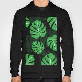 Tropical pattern Hoody