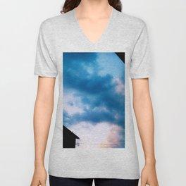 Cloud Study PT3 Unisex V-Neck