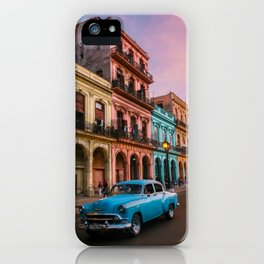 Colorful Havana iPhone Case