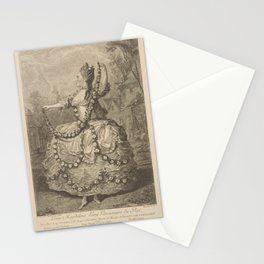 Lany Louise Madeleine Louis Magdelene Lany pensionaire du roiAdditional Festes dHebe Stationery Cards