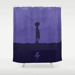 Killua Shower Curtain