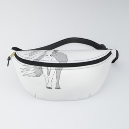 Mare Horse Owner Riding Rider Fanny Pack