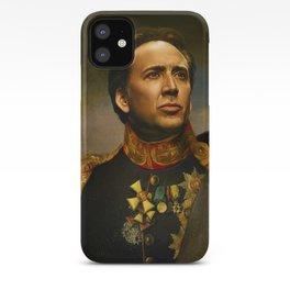 Nicolas Cage - replaceface iPhone Case
