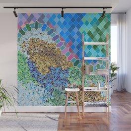 INSPIRED BY GAUDI Wall Mural