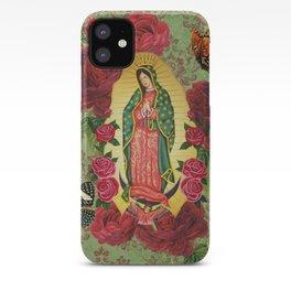 Virgen de Guadalupe I iPhone Case