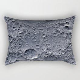 Moon Surface Rectangular Pillow