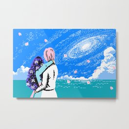To Nowhere With You Metal Print