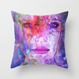 Preludium Throw Pillow