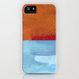 Sea & Sand iPhone Case
