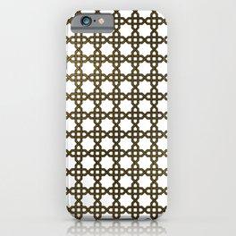 Islamic Pattern iPhone Case