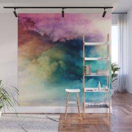 Rainbow Dreams Wall Mural