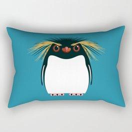 Rockhopper Penguin Rectangular Pillow
