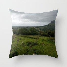 Drumcliff Bay Throw Pillow
