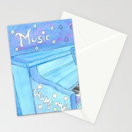 Linus and Lucy Stationery Cards