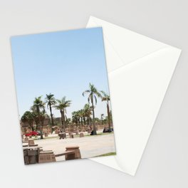 Temple of Luxor, no. 23 Stationery Cards