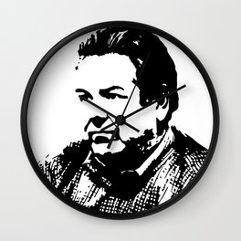 (Garry, Larry, Terry) Jerry Gergich Wall Clock