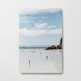 350 Days of Summer in Baja, Mexico Metal Print