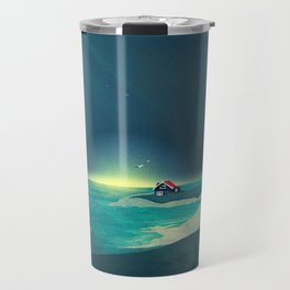 House by the Sea Travel Mug