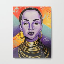 Sweetest Taboo Metal Print