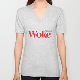 Namaste Woke Unisex V-Neck