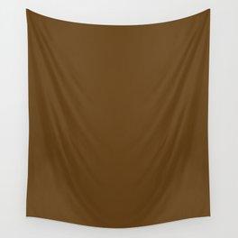 Pullman Brown (UPS Brown) Wall Tapestry