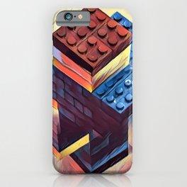 Legoman iPhone Case