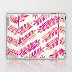 Leaflets – Pink Ombré Palette Laptop & iPad Skin
