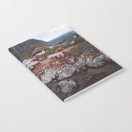 Hamnoy Village Notebook
