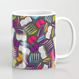 So Many Colorful Book... Coffee Mug