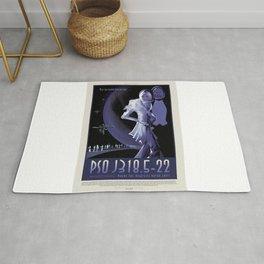 PSO J318.5-22 - NASA Space Travel Poster Rug