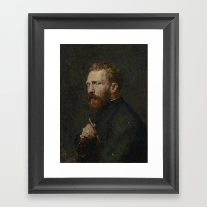 Vincent Van Gogh Gerahmter Kunstdruck
