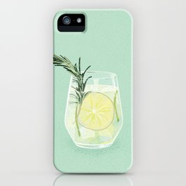 Gin & Tonic iPhone Case